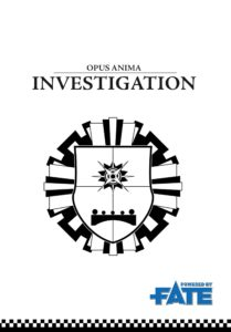 Opus Anima Investigation Cover